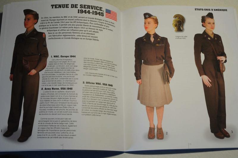 Femmes sous l'uniforme 1939-1945, Histoire et Collections Dsc_0012