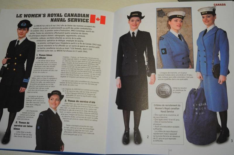 Femmes sous l'uniforme 1939-1945, Histoire et Collections Dsc_0013