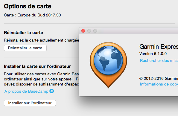 Les modifications de Garmin Express pour Mac -> V 6.14.0 - Page 4 Captur24