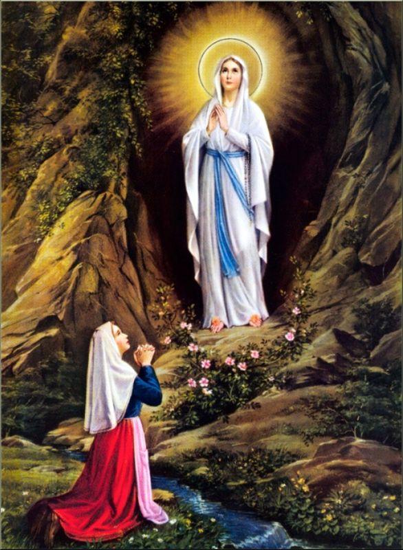 11 février 1858 - 2017 : 159 ème anniversaire de Lourdes Lourde10