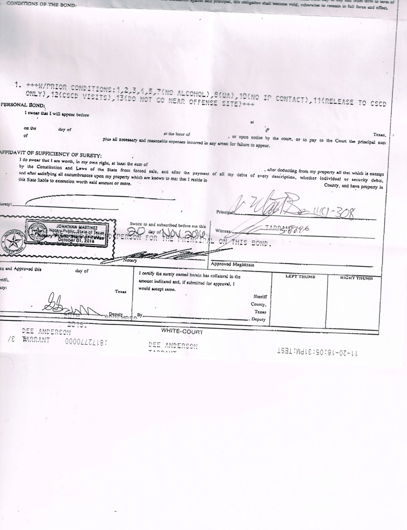 Document Records Bond2d10