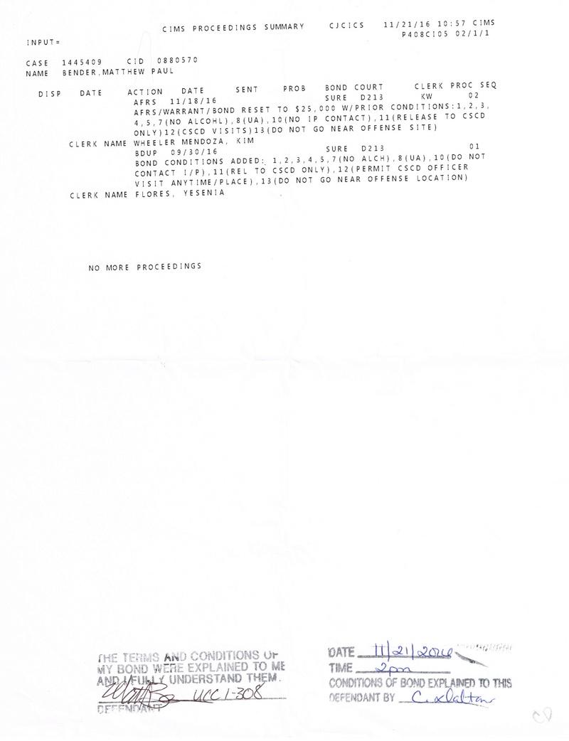 Document Records Bondte10