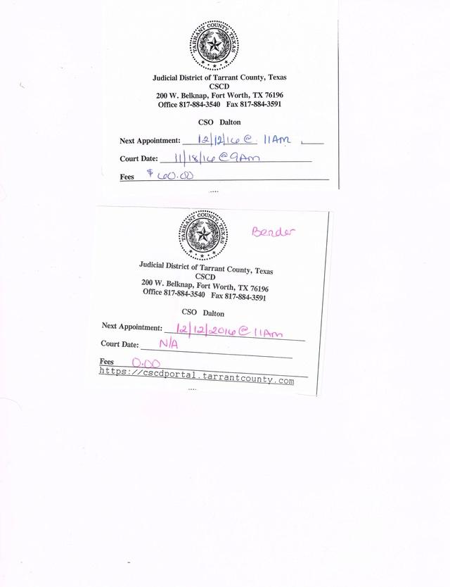 Document Records Probap10