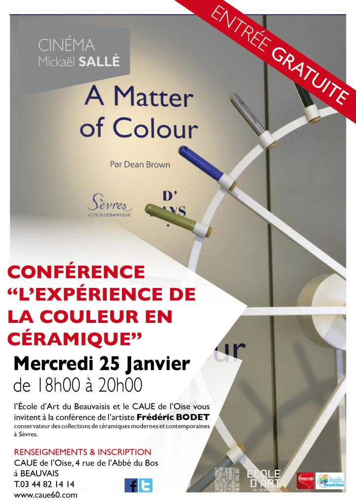 Sèvres Exposition l'expérience de la couleur Eab-2010