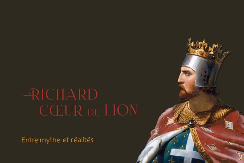 Richard Cœur de Lion entre mythes et réalités Richar11
