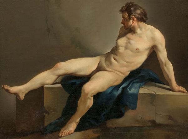 Montpellier, expo Joseph-Marie Vien, premier peintre du roi Vien_e10
