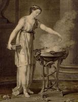 Montpellier, expo Joseph-Marie Vien, premier peintre du roi Vien_l10