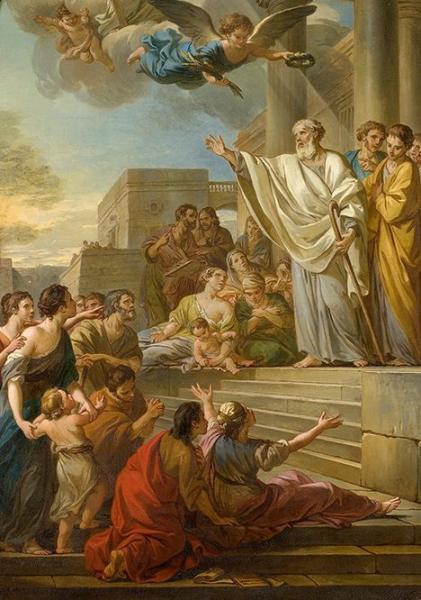 Montpellier, expo Joseph-Marie Vien, premier peintre du roi Vien_s10