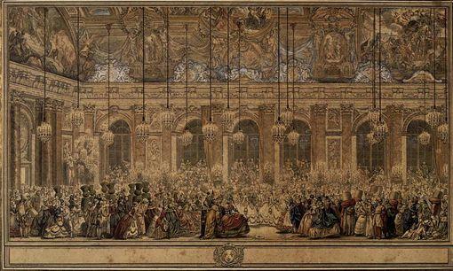 France Culture : Comment faisait-on la fête à Versailles ? X510_n10
