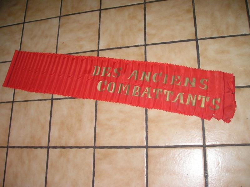 bandeau trouve chez un communiste ancien ffi S_01214