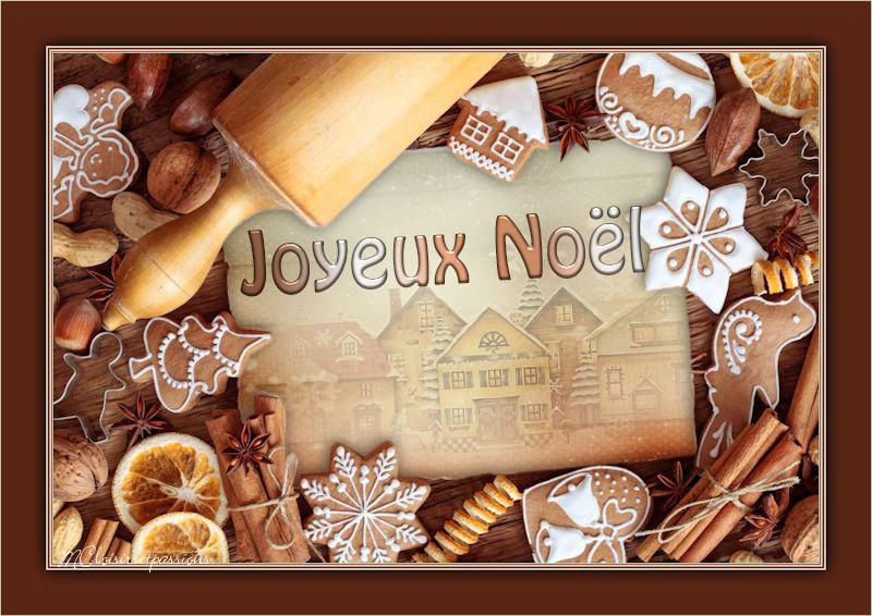 Cartes de Noël N° 3 Noelmc11