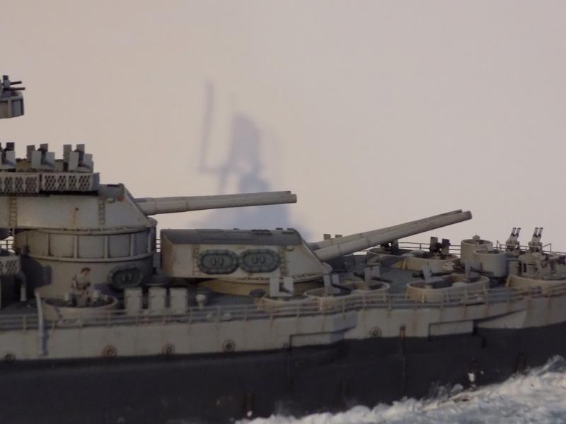 USS TEXAS 1/350 TRUMPETER Dscn0231