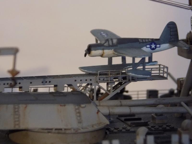 USS TEXAS 1/350 TRUMPETER Dscn0232