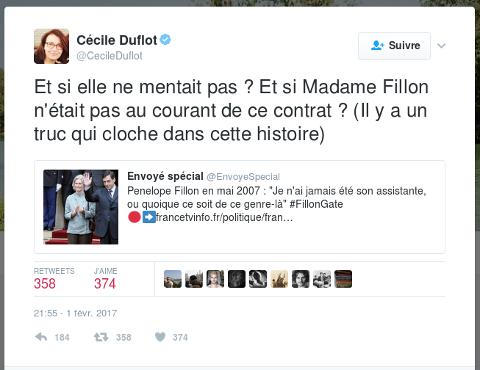 Ca sent de plus en plus mauvais pour François Fillon.... Captur29