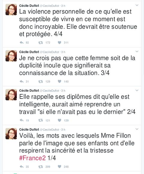 Ca sent de plus en plus mauvais pour François Fillon.... Captur30