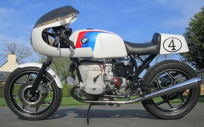 C'est ici qu'on met les bien molles....BMW Café Racer - Page 3 110