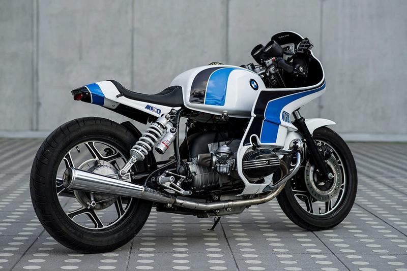 C'est ici qu'on met les bien molles....BMW Café Racer - Page 2 3a11