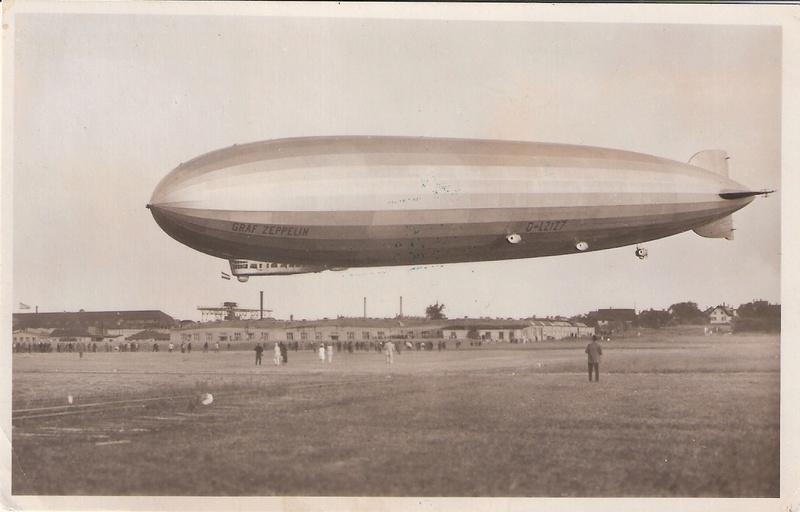 nach - Zeppelin - ungewöhnliche und seltene Destinationen Besich11