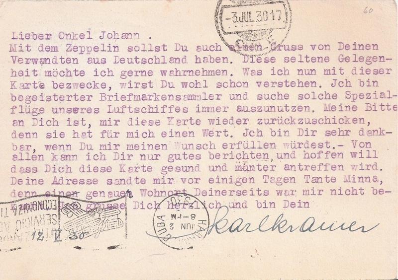 nach - Zeppelin - ungewöhnliche und seltene Destinationen Chile-13
