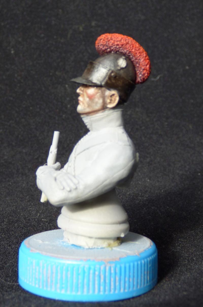 buste fusilier en EGYPTE ,transformé par Claude  P1000916