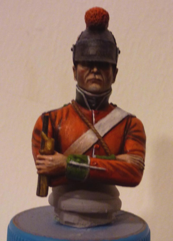 buste fusilier en EGYPTE ,transformé par Claude  P1000927