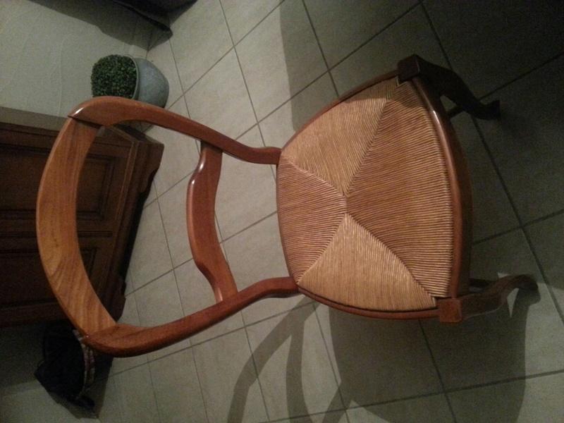 Nouvelle Salle à manger - besoin d'avis sur meuble du suédois - merci Chaise12