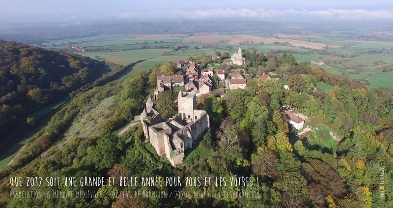 La Mémoire Médiévale vœux 2017 130