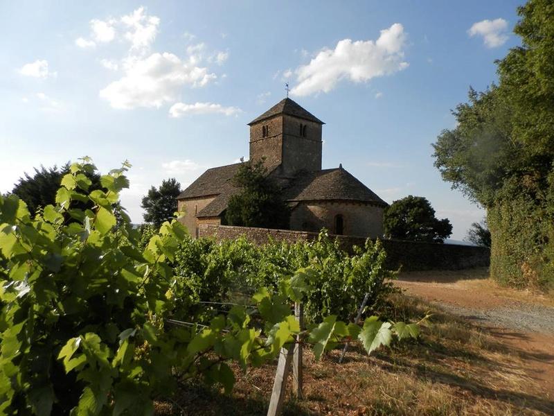 Le village de Burgy, entre nature et architecture 13450910