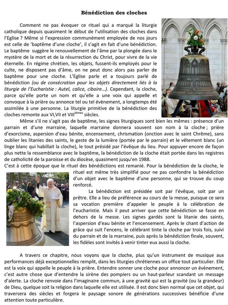L'usage des cloches d'églises 315