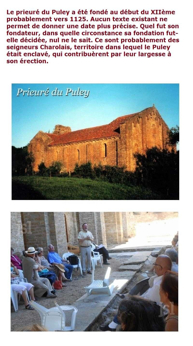 ASSOCIATION DE SAUVEGARDE ET MISE EN VALEUR DU PRIEURE DU PULEY Puley_11
