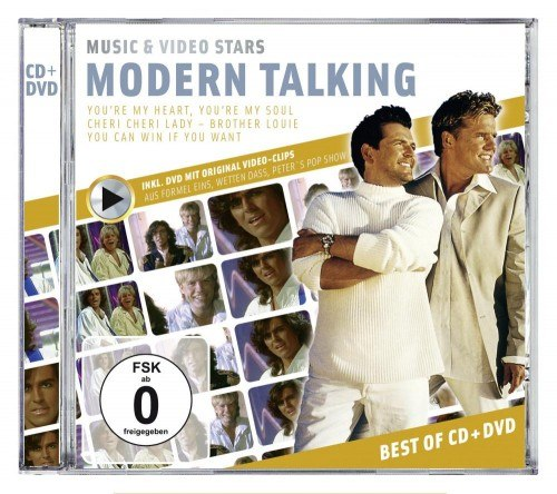 Modern Talking (Dieter Bohlen, Thomas Anders, etc.) Modern10