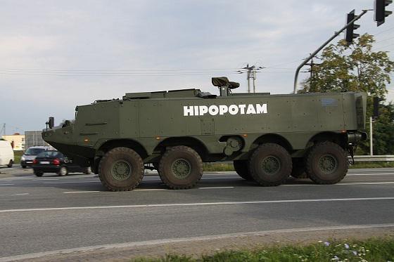 Les Forces Armées Polonaises/Polish Armed Forces - Page 5 Hipopo10