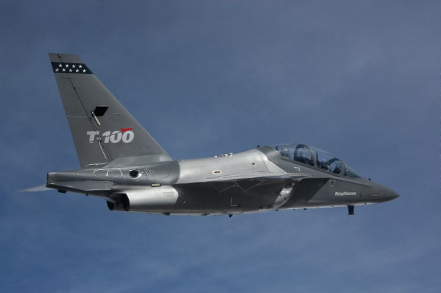 Aermacchi M-346 advanced jet trainer - Page 2 0a46