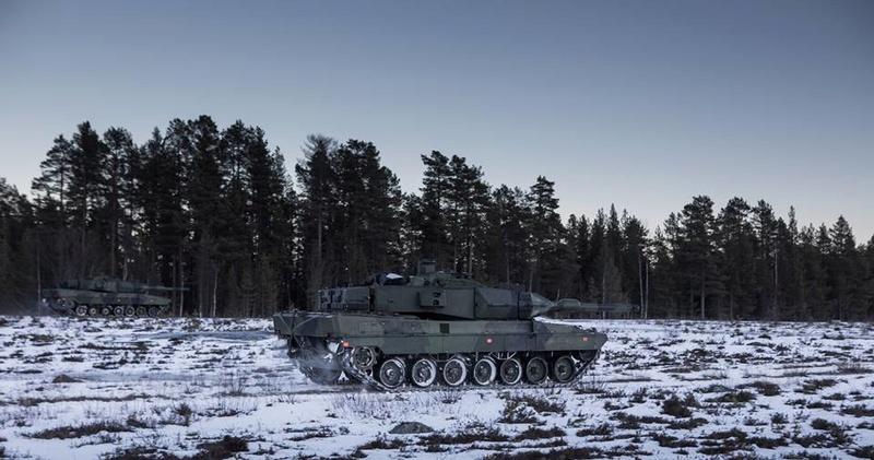 Swedish Armed Forces/Försvarsmakten - Page 12 1318
