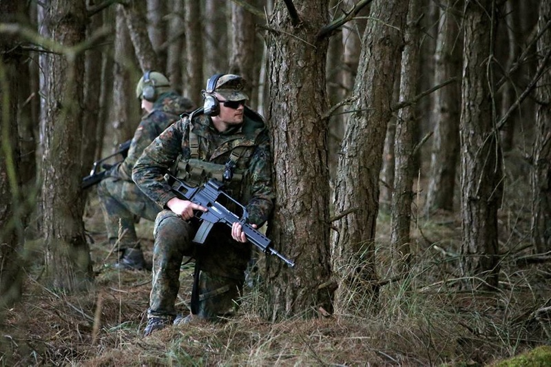Armée Allemande (Bundeswehr) 2117