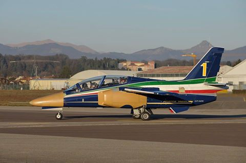 Aermacchi M-345HET (Trainer High Efficiency)  2135