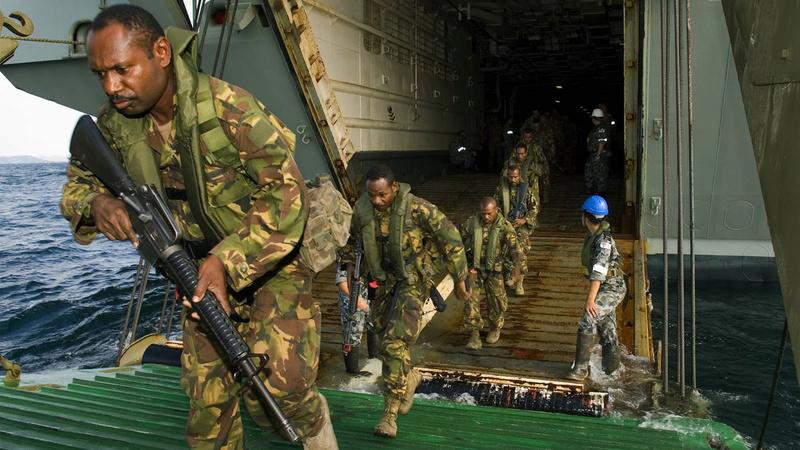 Force de défense de Papouasie Nouvelle-Guinée  / Papua New Guinea Defence Force (PNGDF) 2151