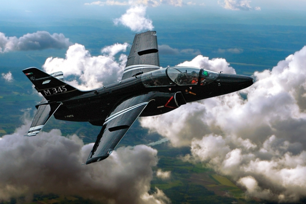 Aermacchi M-345HET (Trainer High Efficiency)  21a11