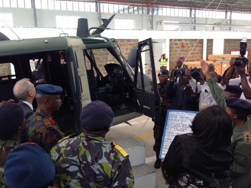 Armée kenyane/Kenyan Armed Forces - Page 4 420