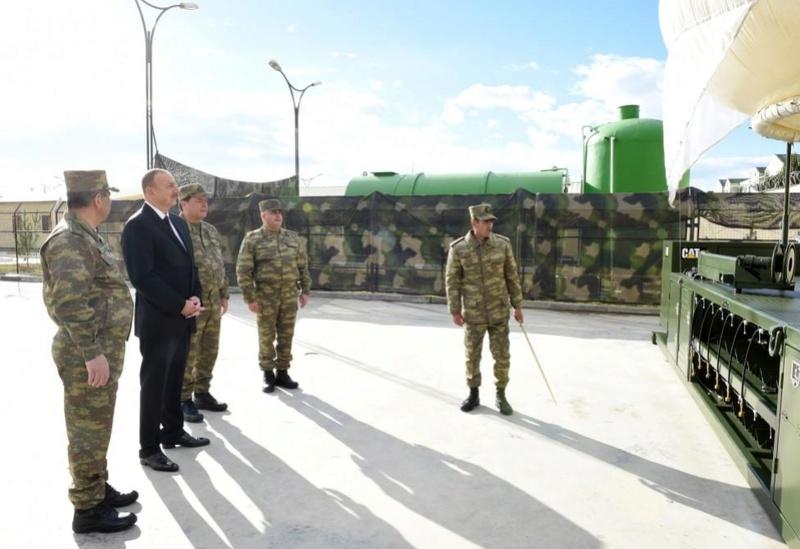 Armée Azeri / Azerbaijani Armed Forces / Azərbaycan Silahlı Qüvvələri - Page 13 421