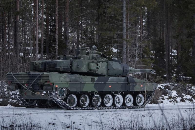 Swedish Armed Forces/Försvarsmakten - Page 12 448