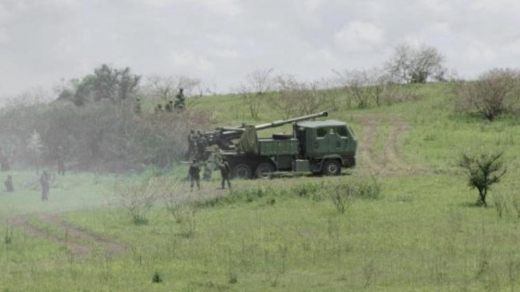 Forces Rwandaises de Défense / Rwanda Defence Forces ( RDF ) 6326