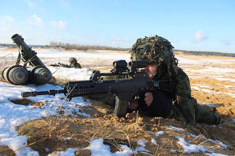 Armée lituanienne/Lithuanian Armed Forces - Page 5 6333