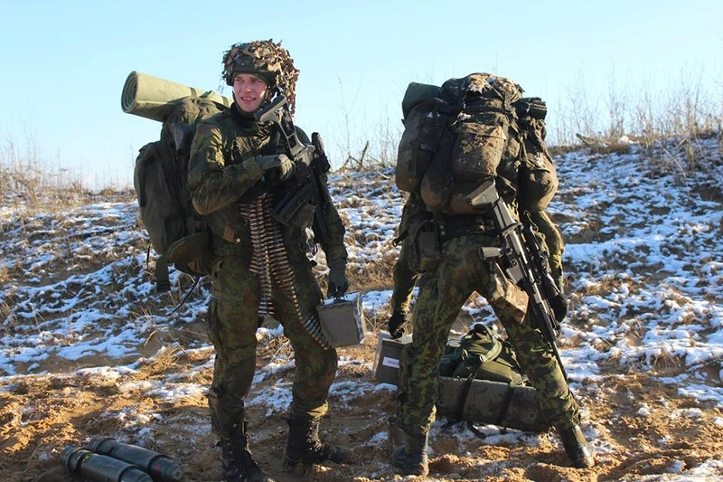 Armée lituanienne/Lithuanian Armed Forces - Page 5 6522