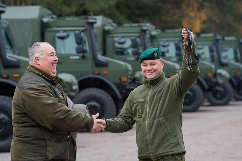 Armée lituanienne/Lithuanian Armed Forces - Page 5 6624