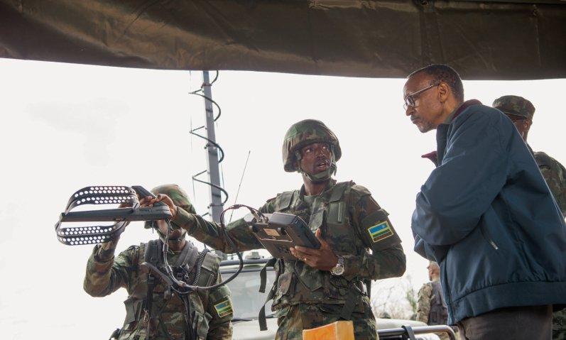 Forces Rwandaises de Défense / Rwanda Defence Forces ( RDF ) 6644