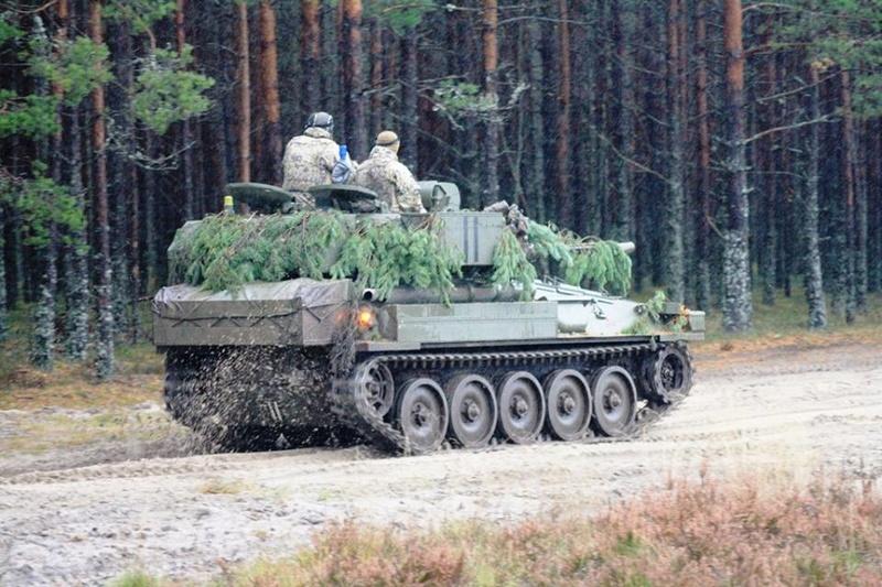 Armée lituanienne/Lithuanian Armed Forces - Page 5 6712