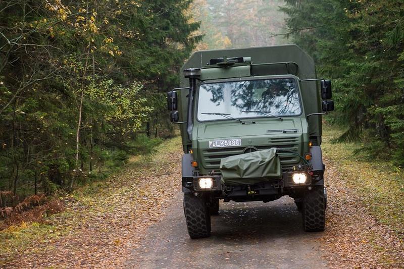 Armée lituanienne/Lithuanian Armed Forces - Page 5 6717