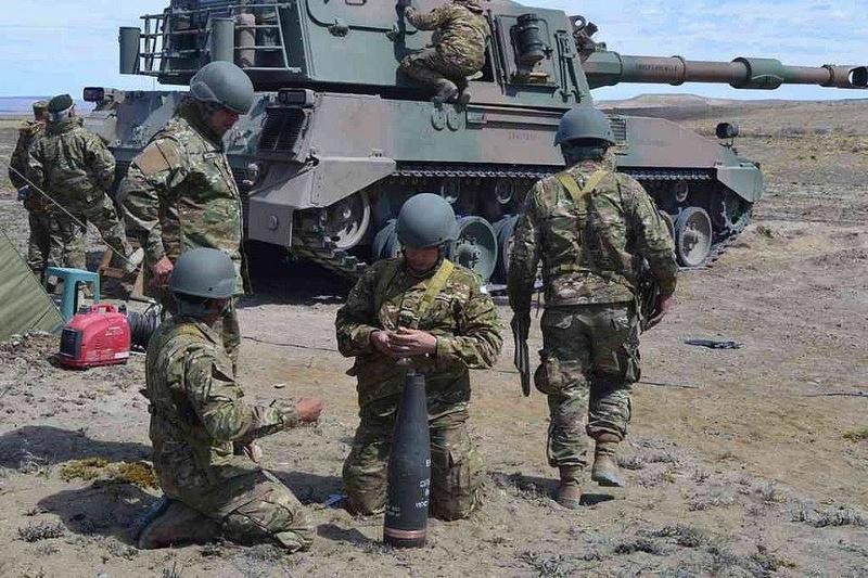 Armée argentine/Fuerzas Armadas de la Republica Argentina - Page 15 7119