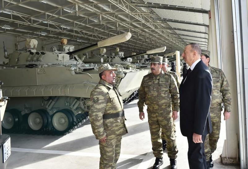 Armée Azeri / Azerbaijani Armed Forces / Azərbaycan Silahlı Qüvvələri - Page 13 717